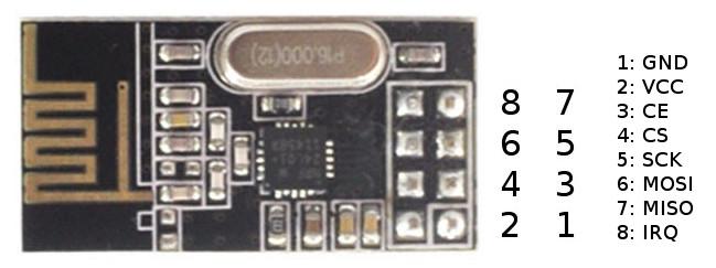 Arduino spi or i2c